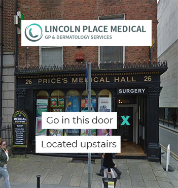 lincoln place medical Centre Dublin
